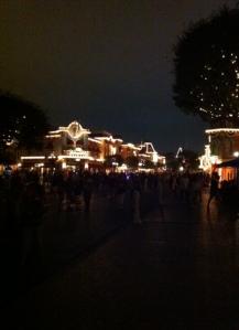 Main Street, 11:00 p.m.