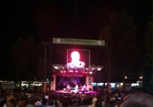 Tony Bennett at the Paul Paul Theater, the Big Fresno Fair!