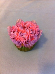 These beautiful (and tasty) cupcakes were made by our OG co-worker and friend, Danae.