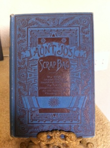 Aunt Jo's Scrapbag,  Volume I:  My Boys, etc. Little, Brown & Co. 1906